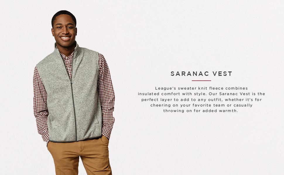 Saranac Vest - SA250