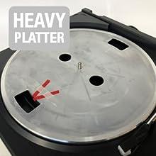 DP29 Heavy Platter