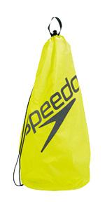 Speedo(スピード) プールバッグ 水泳 ウォータープルーフサック 防水 SD93B13 フラッシュイエロー FY    ASIN     B019WAVXVI EAN4548311524656