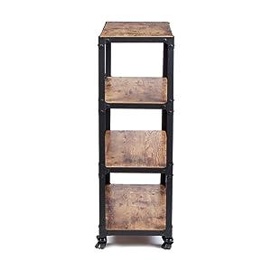 storage, tiers, shelves, kitchen, home, office, bathroom, wheels, mobile, cart, mind, reader, charm