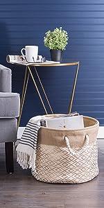 storage shelf with bins baskets storage storage bins collapsible small bin large fabric basket