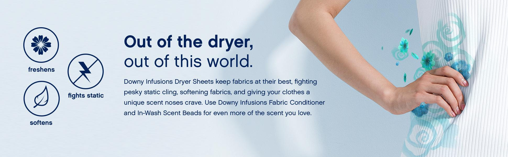 How Much Fabric Softener To Use Amazoncom Downy Infusions Lavender Serenity Fabric Softener