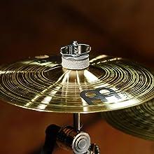 meinl cymbal set box pack with 13 hihats 14 crash plus free 10 splash sticks. Black Bedroom Furniture Sets. Home Design Ideas