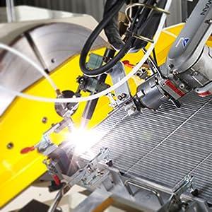 Manufacturing A/C Condenser