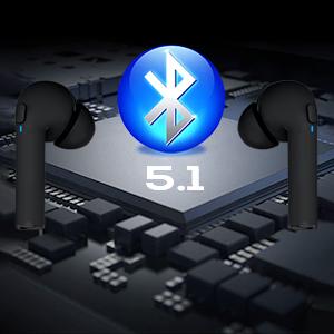 Advanced Bluetooth v5.1 Technology