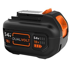 54Volt Laubgebläse GWC54PCB BLACK+DECKER Akku-Gebläse Dualvolt Powercommand