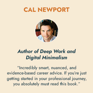 career, rules, work, young professional, journey, smart, professional, book, must read, evidence