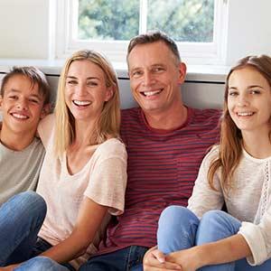 Parents with teenage kids