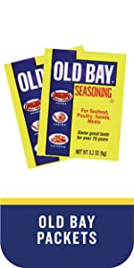 Old Bay Packets