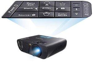 ViewSonic PJD5155 Proyector LightStream SVGA (DLP, 4:3 (800 x 600 ...