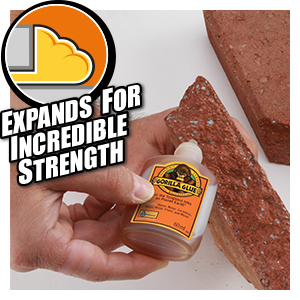 Expands for Incredible Strength