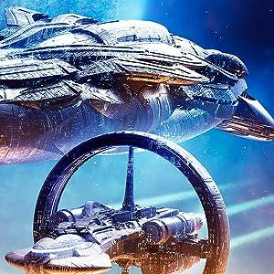 alcubierre drive, space colonization