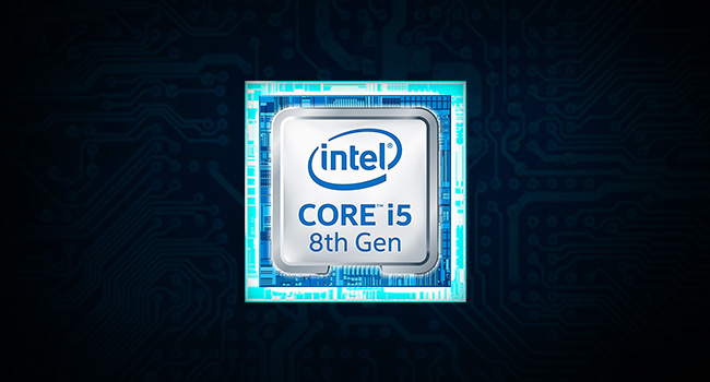 Intel Core i5 8th Gen