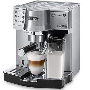 automatic cappuccino