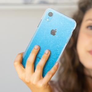 spigen glitter iphone xr case