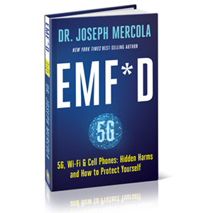 EMF*D Joseph Mercola electromagnetic EMF electrohypersensitivity WIFI cell phone microwave