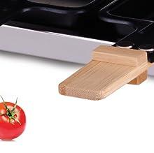 Little Balance;Woof For 2;raclette;grill;plancha;raclette bois;raclette pour 2