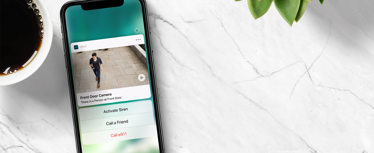 Arlo Ultra, Smart Premier, rolling 30-day cloud storage