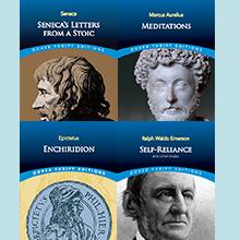 Seneca, Aurelius, Emerson, Epictetus, Philosophy