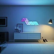 Nanoleaf Aurora Smarter Kit Led Lighting Set Panel
