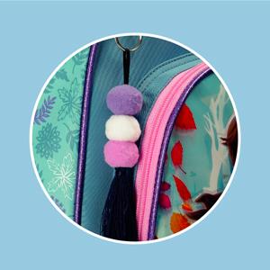 mochila escolar infantil