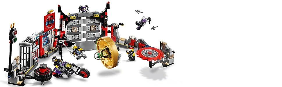 ninjago,bambini, lego
