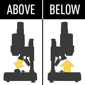 national geographic microscope