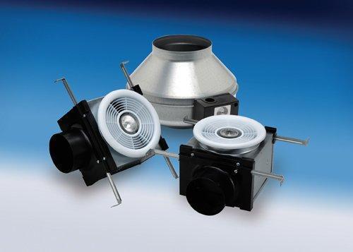 Fantech Pb 270l10v 2 270 Cfm Dual Grille Bath Fan 10w Led