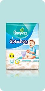Pampers Splashers