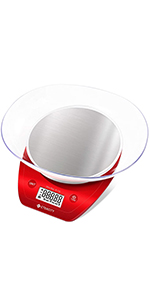 0.1g Food Bowl Scale