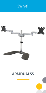 monitor desk mount