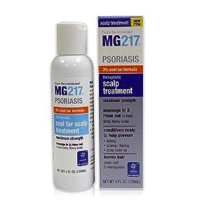 MGs17 Thereputic coal tar scalp