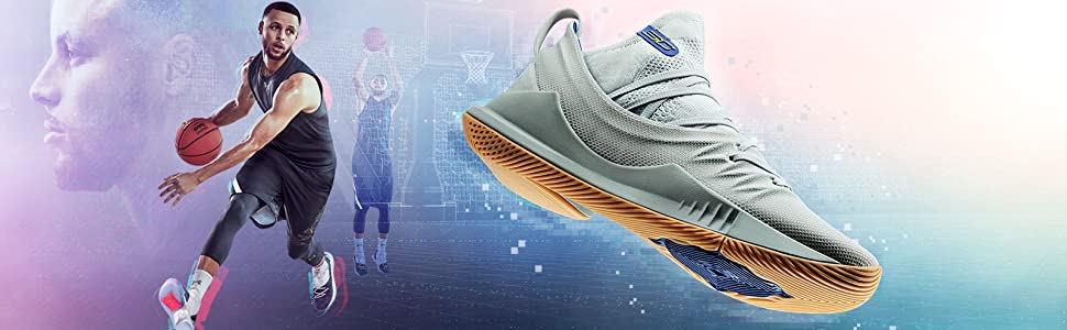 Under Armour Curry 5 Basketball