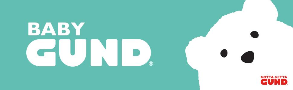 baby gund logo banner