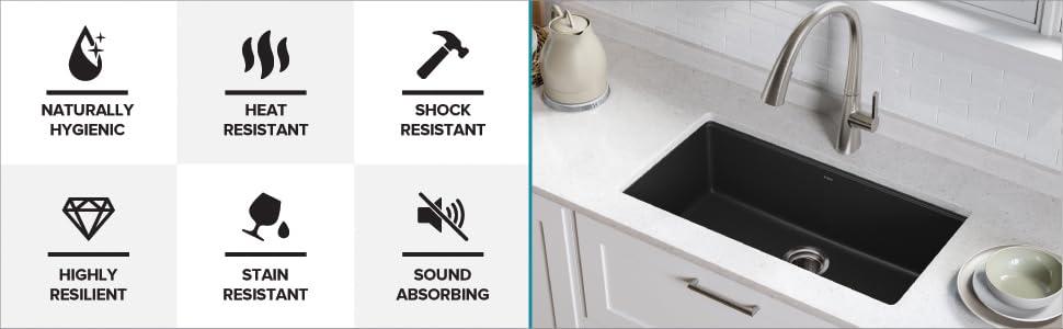 composite kitchen sinks, composite sink, granite composite sinks, granite kitchen sinks