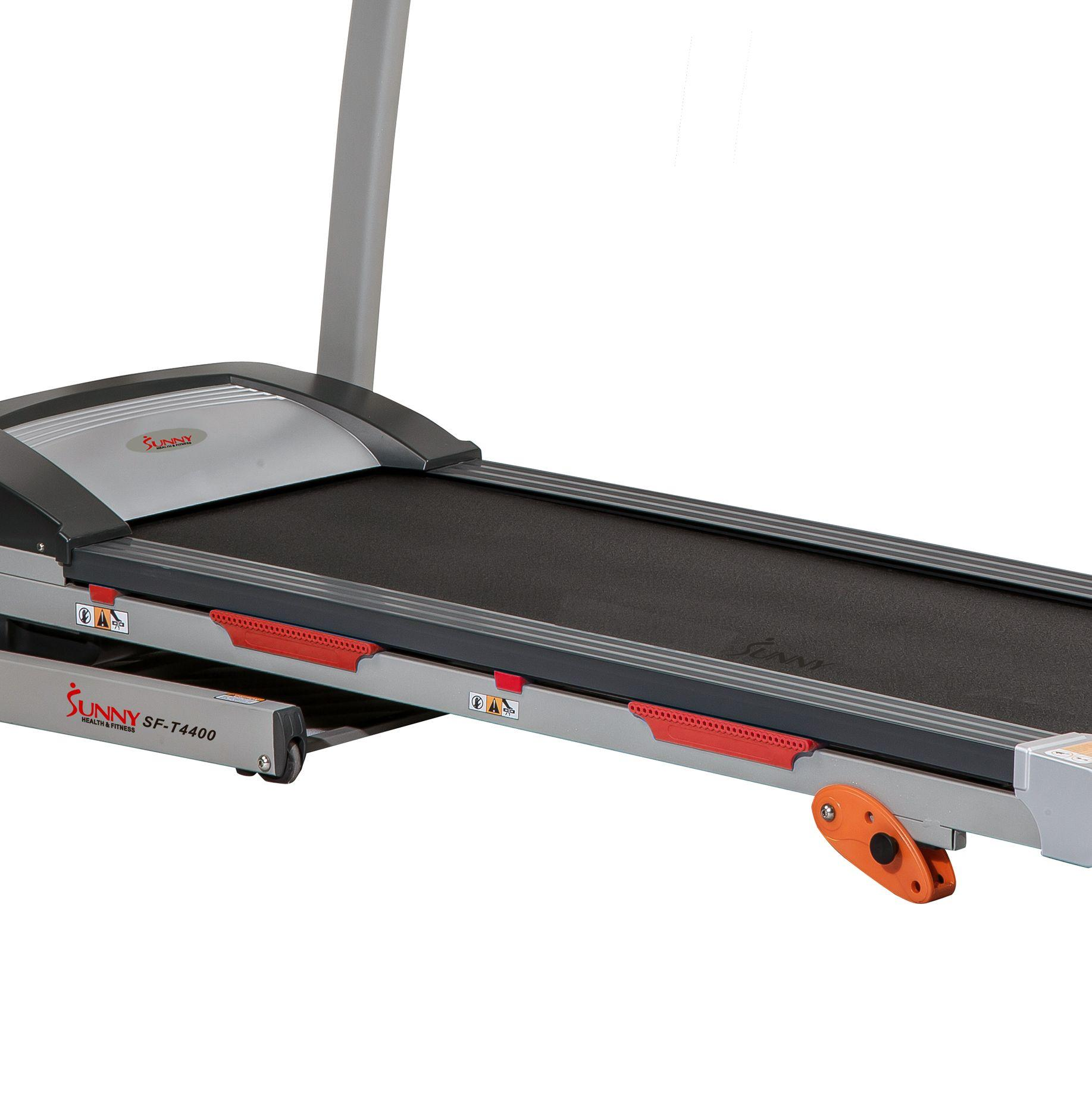 Horizon Fitness Treadmill Paragon Iii Hrc: Amazon.com : Sunny Health & Fitness Treadmill Folding