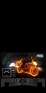 AOC CQ27G1 Gaming Monitor
