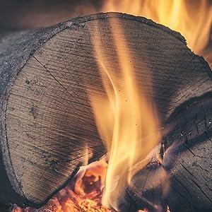 Cuando llega del frío las chimeneas y las estufas son el mejor aliado para entrar en calor.