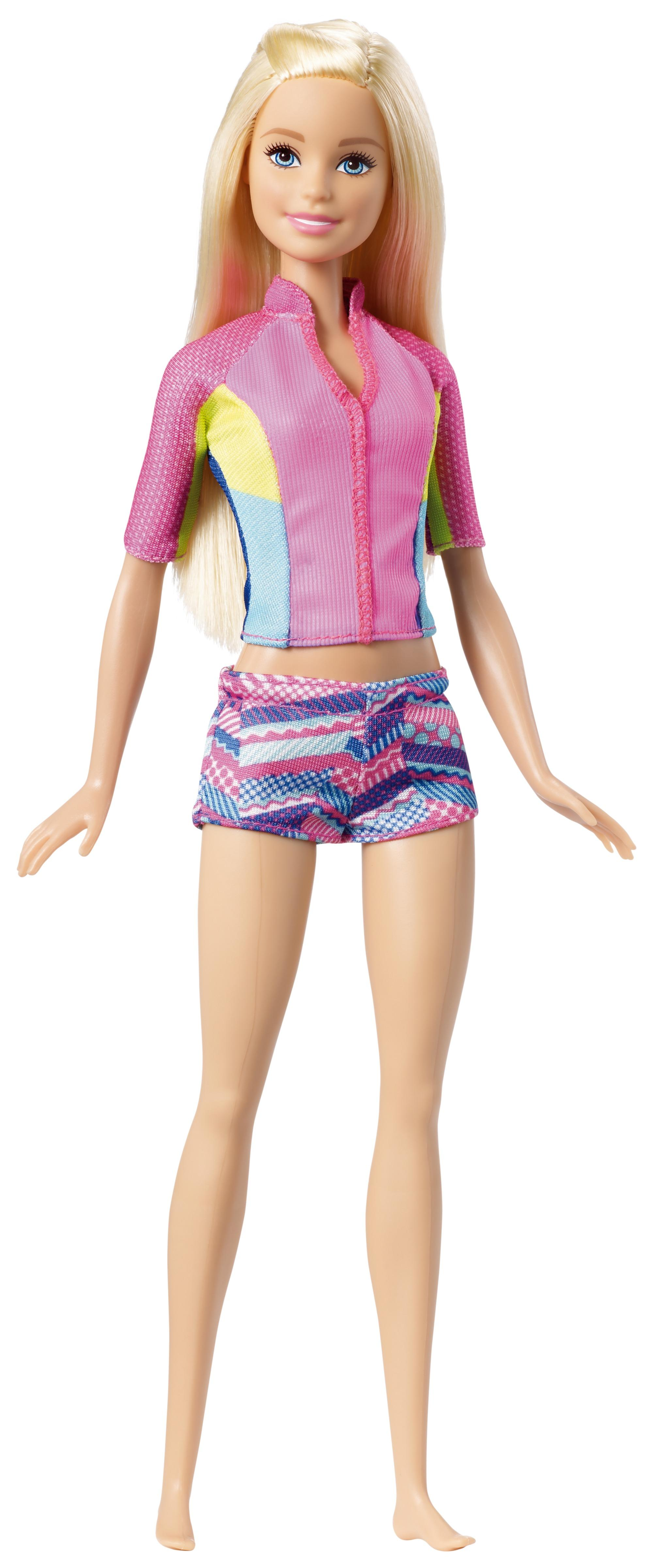 Amazon.com: Barbie Dolphin Magic Snorkel Fun Friends ...
