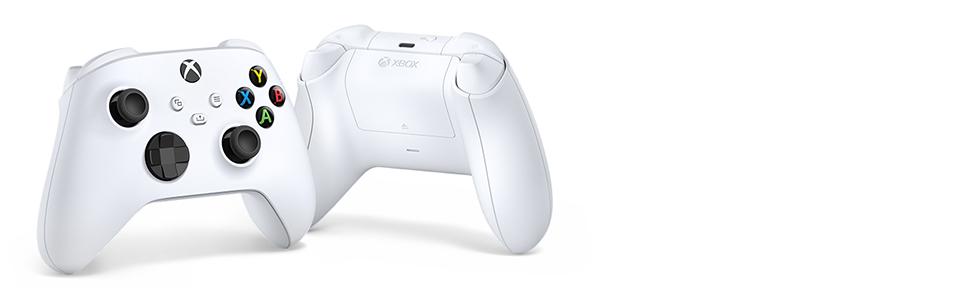 Controller Wireless per Xbox – Bianco robot