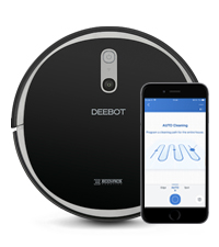 Amazon Com Ecovacs Deebot N79s Robotic Vacuum Cleaner