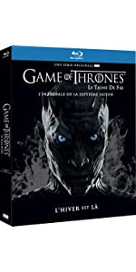 Game of Thrones,saison 7,exclusif,inédit,Blu-Ray,dragon,HBO,marcheur blanc,bonus,GOT