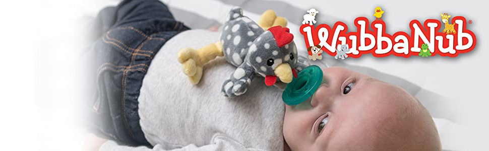 wubbanub infant pacifiers mary meyer