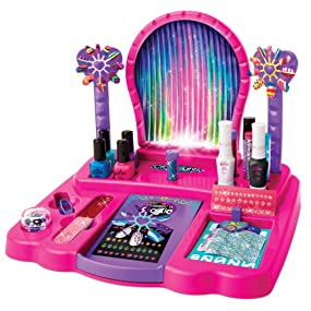 Amazon cra z art shimmer n sparkle crazy lights real 8 in from the manufacturer prinsesfo Choice Image