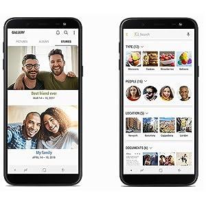 Samsung Galaxy J6 2018 32 GB UK SIM-Free Smartphone, Black, UK Version