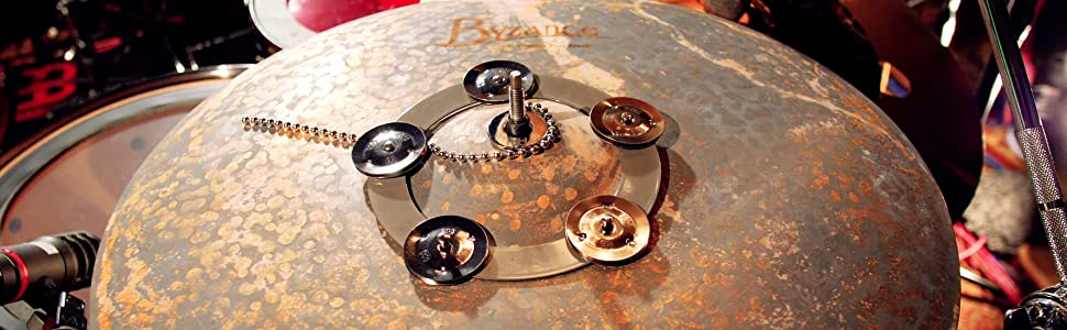 """MEINL DCRING Dry 6/"""" Ching Ring"""
