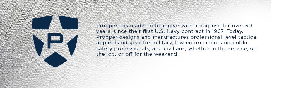 propper tactical gear