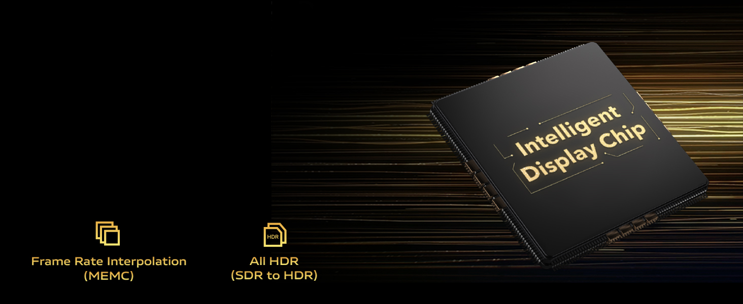 Intelligent Display Chip