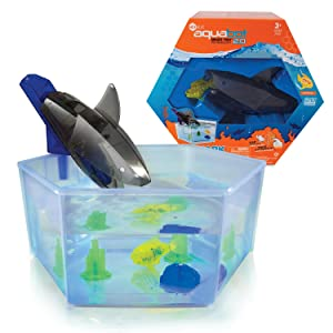 Hexbug aquabot 2 0 shark tank toys games for Aquabot smart fish