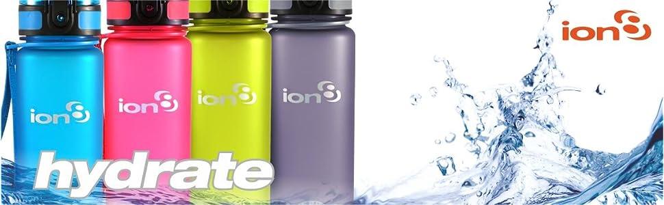 borraccia, bottiglia d'acqua, bottiglia d'acqua sport, BPA libero bottiglie d'acqua, BPA libera la b